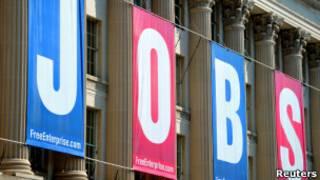 США, безработица