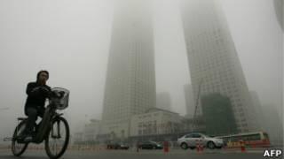 مهدود در شهر پکن، چین