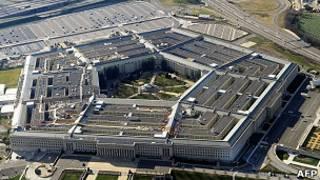 O Pentágono (AFP)