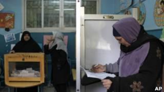 الانتخابات المصرية