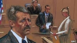Виктор Бут в суде