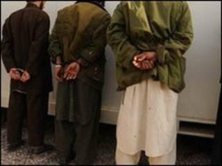 افغان بندیان