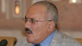 rais Saleh wa Yemen