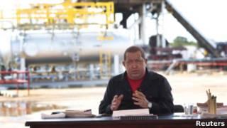 Чавес в программе