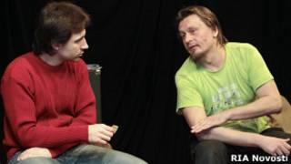 Олег Воротников и Леонид Николаев