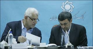 احمدی نژاد و بهمنی