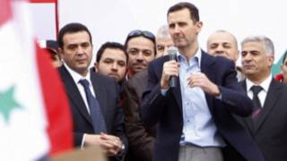 Shugaba Bashar al-Assad