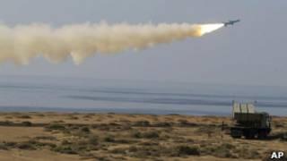 ईरान के मिसाइल