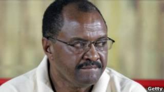 مدرب السودان