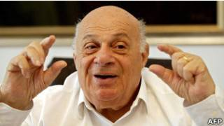 رئوف دنکتاش، رهبر سابق جمهوری ترک نشین قبرس شمالی