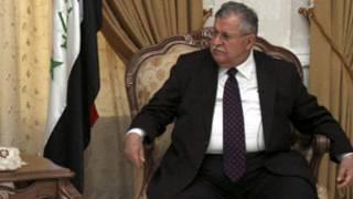 الرئيس جلال طالباني