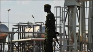 منشأة نفطية سودانية