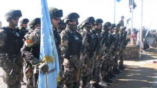 سربازان ارتش افغانستان