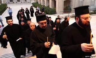 مسیحیان در سوریه