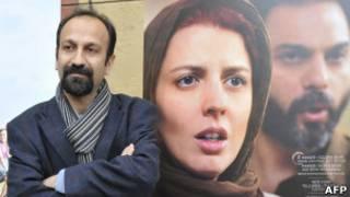 اصغر فرهادی، کارگردان قیلم جدایی نادر از سیمین