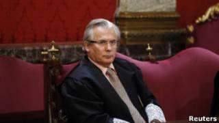 Бальтасар Гарсон в суде