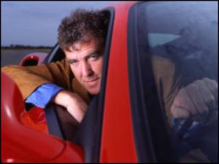 "BBC Top Gear""疯狂汽车秀""节目主持人之一克拉克森"