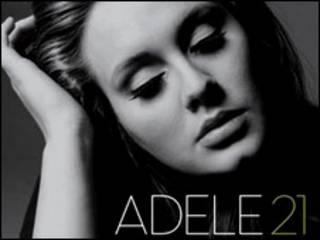 阿戴尔《21》专辑封面