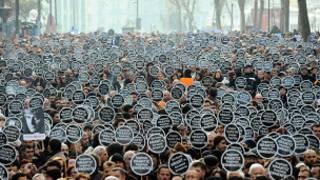 راهپیمایی استانبول