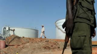 النفط في السودان