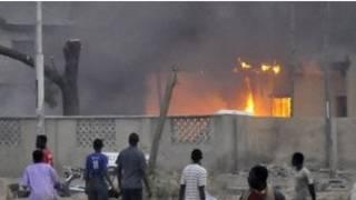 Harin Boko Haram a Kano