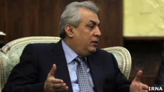 وزير نفط العراق