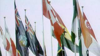 Commonwealth national flags