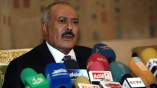 علي عبد الله صالح، اليمن،مؤتمر،الحوار الوطني