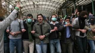 اعتراضات دانشجویی پس از انتخابات ریاست جمهوری