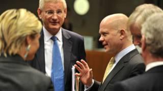 وزراء خارجية الاتحاد الأوروبي
