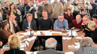 заседание оргкомитета шествия 4 февраля