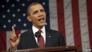 باراک اوباما، رییس جمهور آمریکا