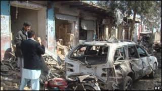 انفجار في افغانستان (أرشيف)