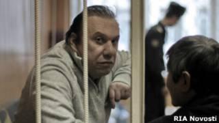 Батурин на слушании о продлении его ареста