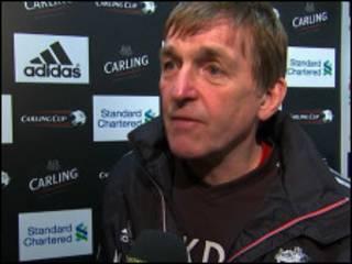 利物浦教練達格利什