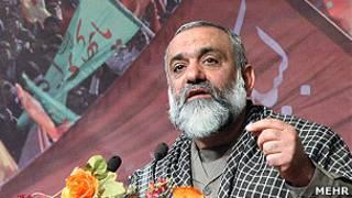 سرتیپ محمدرضا نقدی