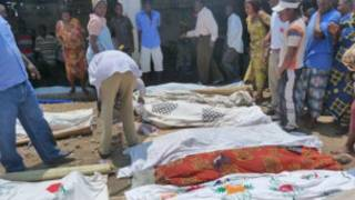 Gatumba 2011 massacres