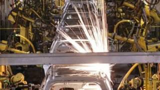 خط تولید اتومبیل