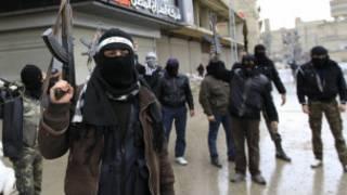 सीरिया हिंसा