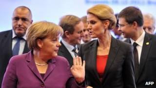 قادة اليورو