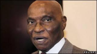 Perezida Abdoulaye Wade