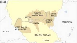 दक्षिणी सूडान