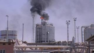 Cơ sở khai thác dầu của Iran
