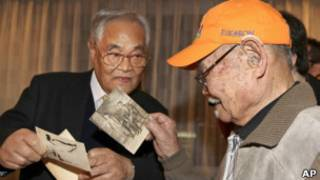 Японские старцы