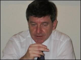 ILO ညွှန်ကြားရေးမှူး Guy Ryder
