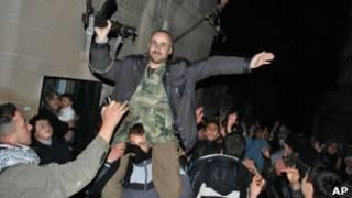 Протесты в Хомсе