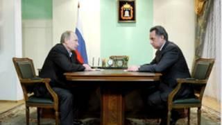 Ông Putin gặp Bộ trưởng Thể thao-Du lịch-Thanh niên Nga Vitaly Mutko