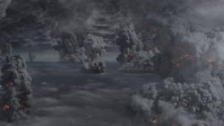 Explosiones de un súper volcán