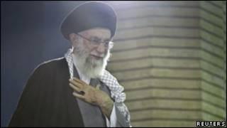 Umukuru w'ikirenga wa Irani, Ayatollah Ali Khamenei