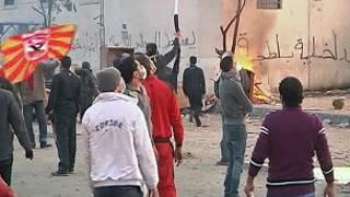تجدد الاشتباكات في وسط القاهرة